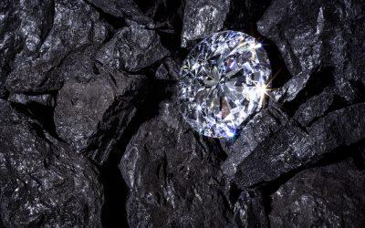 Kako nastaje dijamant