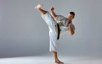 Kako naučiti karate
