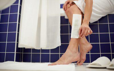 Kako zagrijati vosak za depilaciju