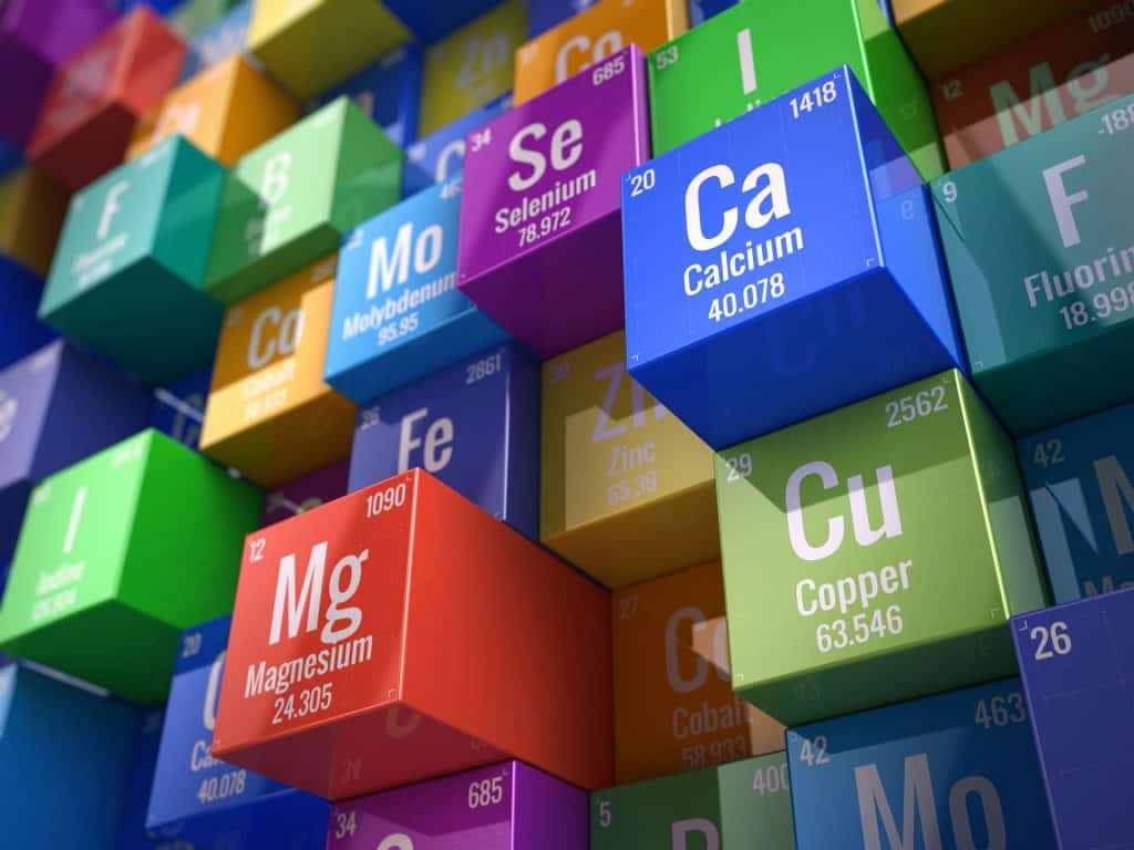 Simboli kemijskih elemenata